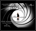 Strip Academy Spectre - James Bond Special